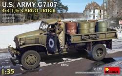 U.S. ARMY G7107 4X4 1,5t CARGO TRUCK