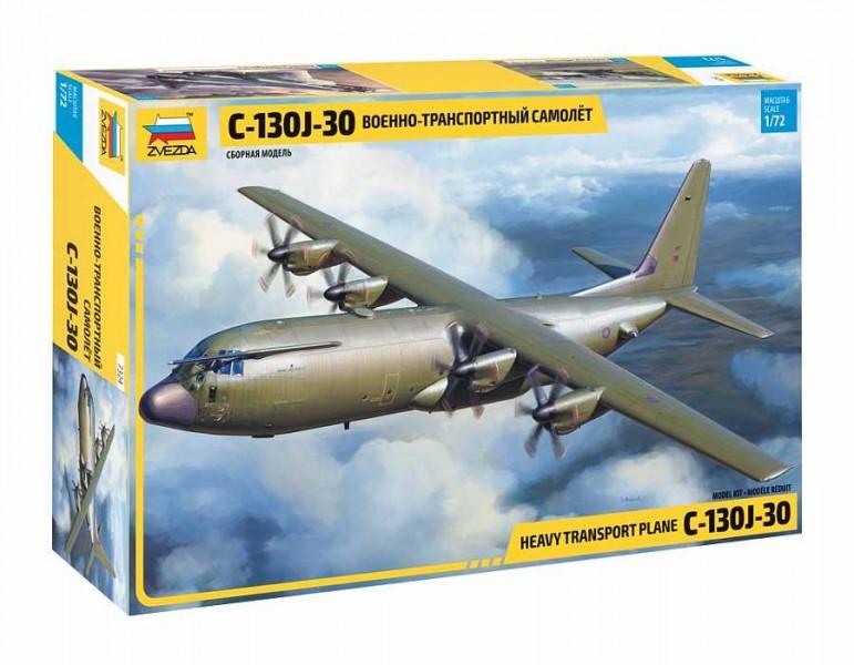 C-130J-30 Heavy Transport Plane