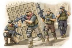 PMC in Iraq --Fire Movement Team