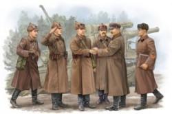 Soviet Artillery – Commander Inspection