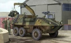 Canadian Husky 6x6 APC