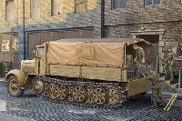 German Sd.Kfz.7 Mittlere Zugkraftwagen 8t Late Version