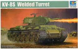 KV-8S Welded Turret