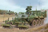 M1132 Stryker Engineer Squad Vehicle w/LWMR-Mine Roller/SOB