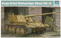 Krupp/Ardelt Waffentrager 88mm PAK-43