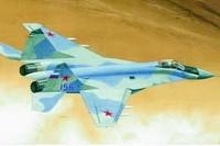 "Russian MIG-29M ""Fulcrum"" Fighter"