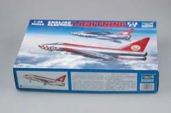 English Electric (BAC) Lightning F.1A/F.3
