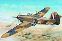 1/24 Hawker Hurricane IID Trop