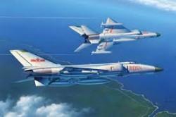 PLA J-8IIB fighter