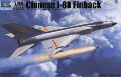Chinese J-8IID fighter
