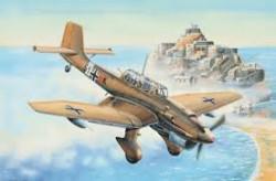 Junkers Ju-87R Stuka