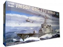 JMSDF DDG-173 Kongō