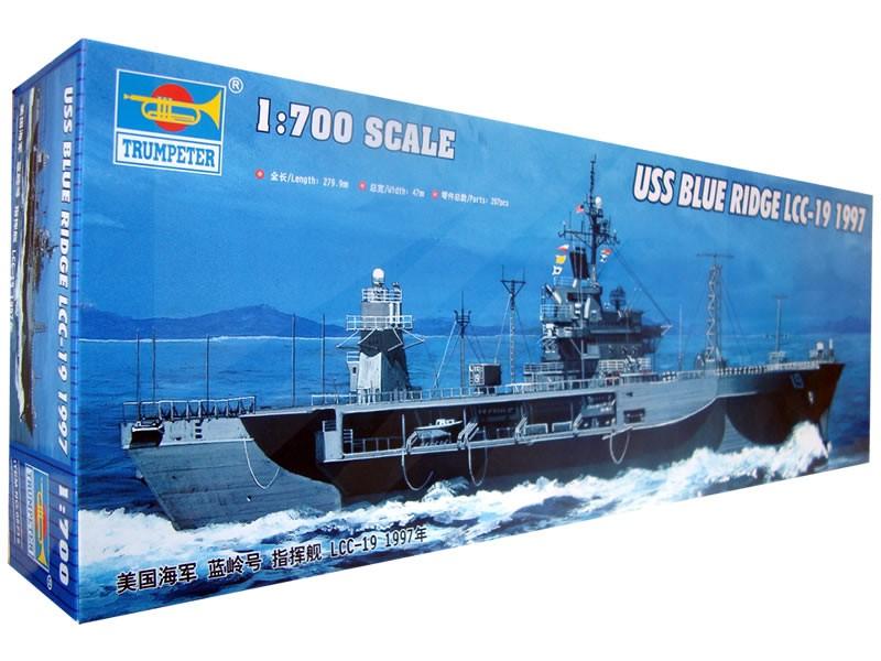 USS Blue Ridge LCC-19 1997