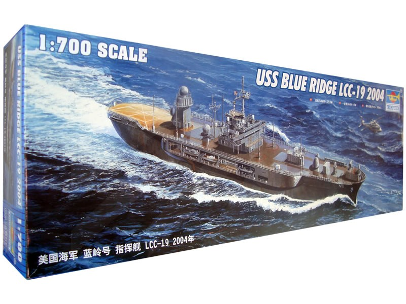 USS Blue Ridge LCC-19 2004