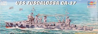 USS Tuscaloosa  CA-37