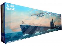 Submarine -  USS GATO SS-212  1941