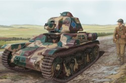 French R35 Light Infantry Tank