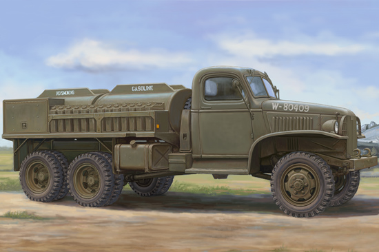 US GMC CCKW 750 gallon Tanker Version