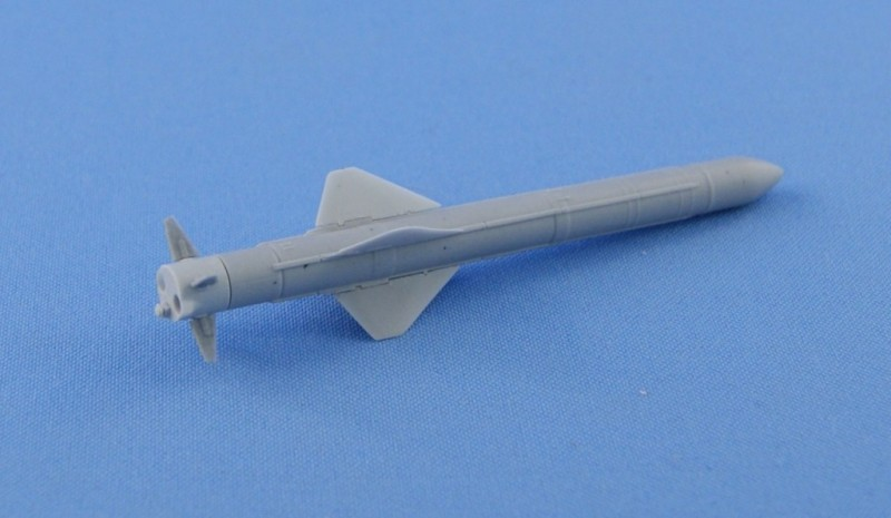 AM-39 Exocet  missile (1 pc. In the set, decal)