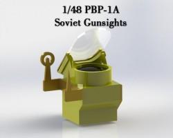 Soviet Gunsights PBP-1A 4 pcs. In a set