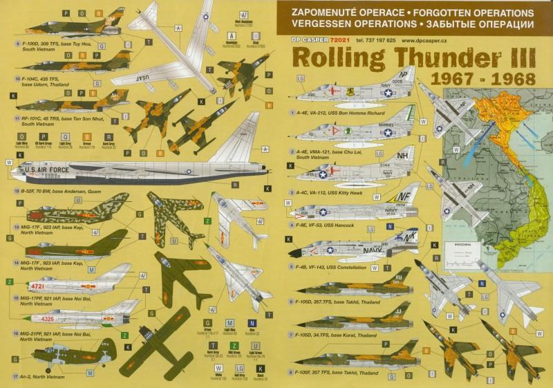 ROLLING THUNDER III 1967-68