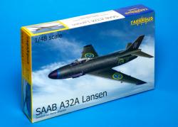 SAAB A32 A Lansen