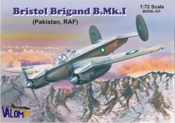 Bristol Brigand B.Mk.I (PAF, RAF)