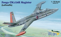 Fouga CM.170 Magister (Luftwaffe)