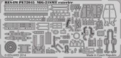MiG21SMT/SM exterior