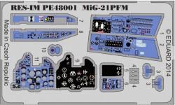 MiG-21PFM Early