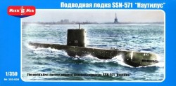 The first U.S. nuclear submarine SSN-571