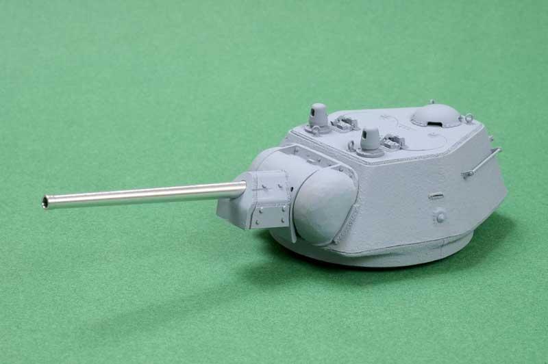 T-34 Cast Hexagonal Turret Soft edge