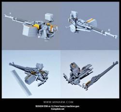 DSK-m 12,7mm heavy machine gun