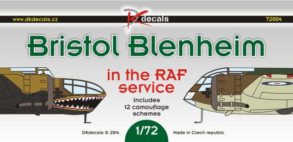 Bristol Blenheim RAF