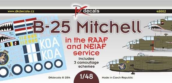 B-25 Mitchell  RAAF/NEIA