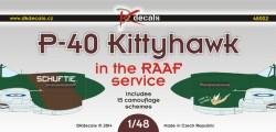 P-40 Kittyhawk RAAF