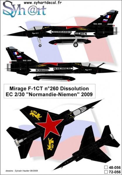 Mirage F-1CT n°260