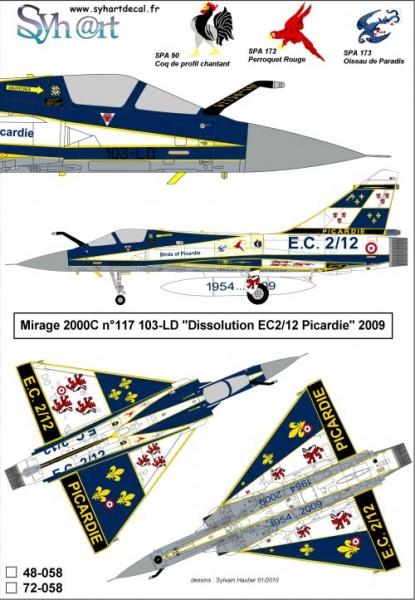 Mirage 2000C n°117