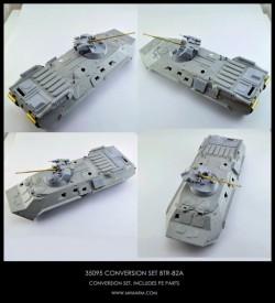 BTR-82 Conversion set