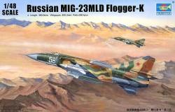 Russian MIG-23MLD Flogger-K