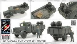 L4500S & EMC Mines 1 resin Figure