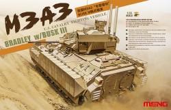 U.S. CAVALRY FIGHTING VEHICLE M3A3 BRADLEY w/BUSK III