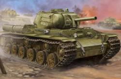 Soviet KV-8S Heavy Tank