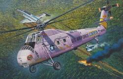 HH-34J USAF Combat Rescue