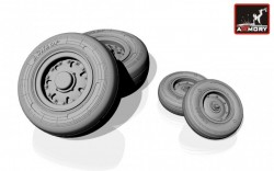 "Panavia ""Tornado"" wheels, ver.""a"""
