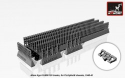 Pz.III 40cm Kgs 61/400/120 tracks, 1940-41