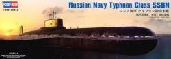 Russian Navy Typhoon Class SSBN
