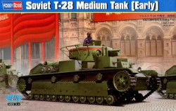 Soviet T-28 Medium Tank (Early)