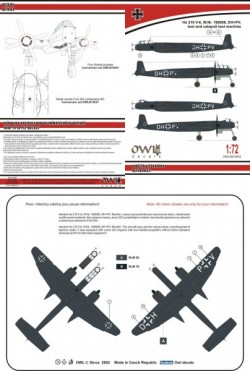 He 219 V-6 DH+PV