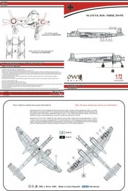 He 219 V-8 DH+PX